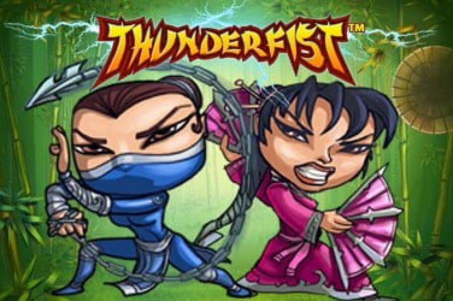 Thunderfirst slot