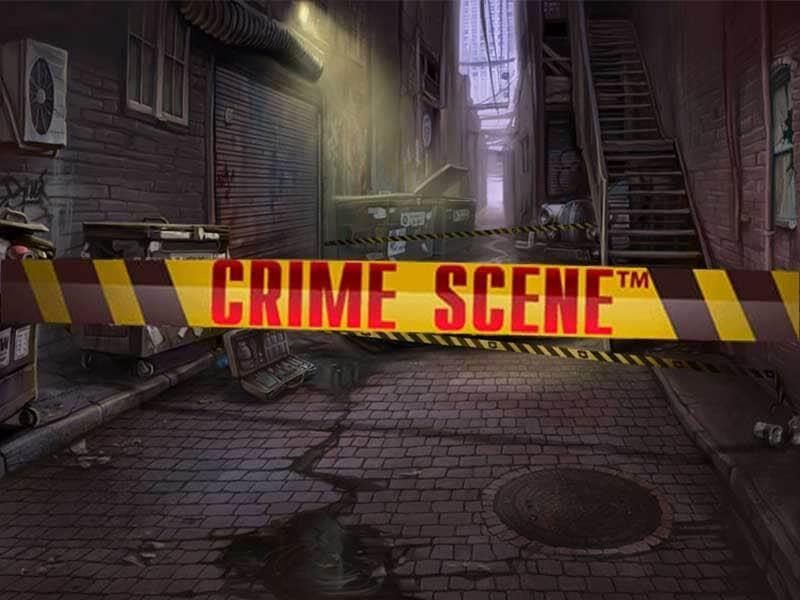 Crime Sceneslot Netent
